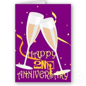 happy_2nd_anniversary_champagne_celebration_card-p137693090015316114b26lp_400